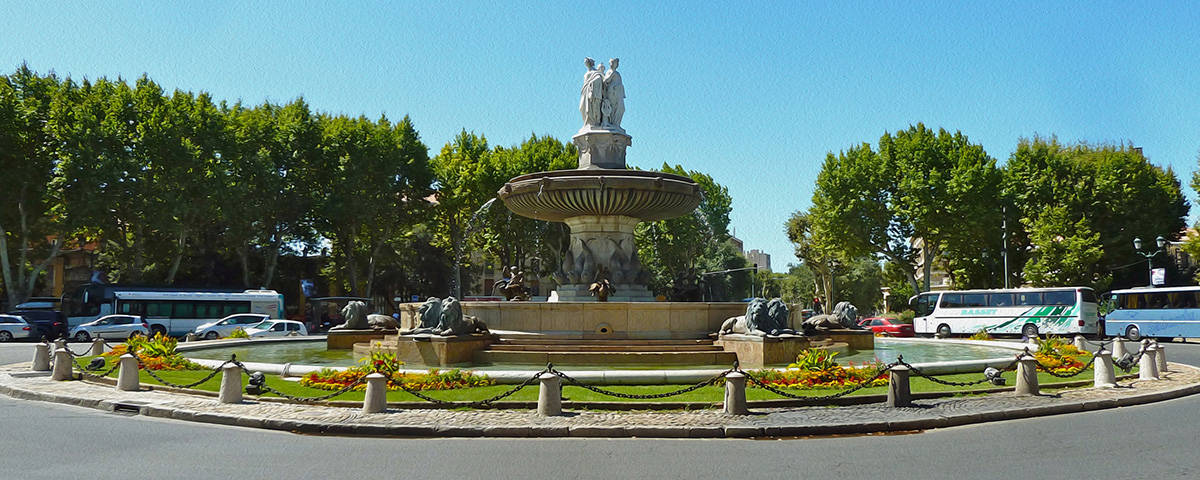 Guided Walking Tours Of AixenProvence  Welcome  Aixploring Provence